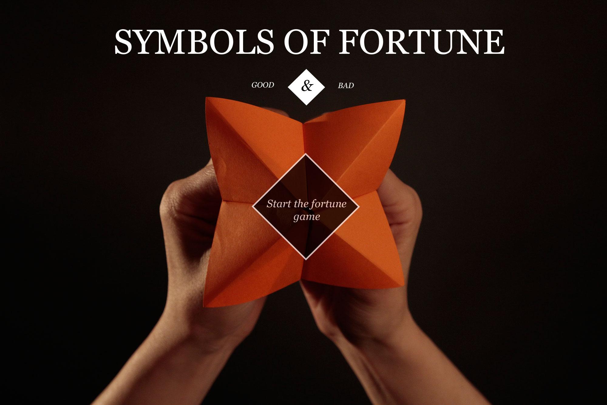 SYMBOLS OF FORTUNE